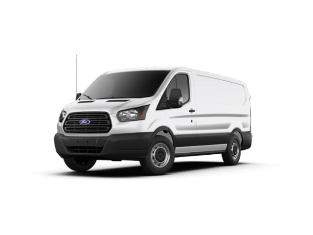 2019 Ford Transit-250 w/60/40 Pass-Side Cargo Doors Commercial-truck
